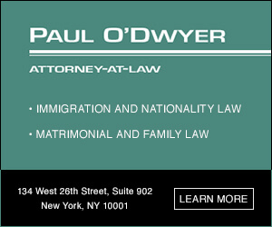 Paul O'Dwyer Law