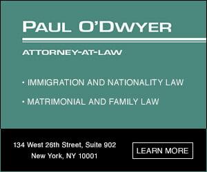 Paul O'Dwyer Law