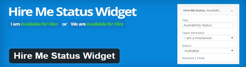 18-Hire-Me-Status-Widget