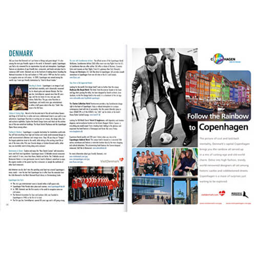 ADVERTORIAL SECTION – VISIT DENMARK AND COPENHAGEN