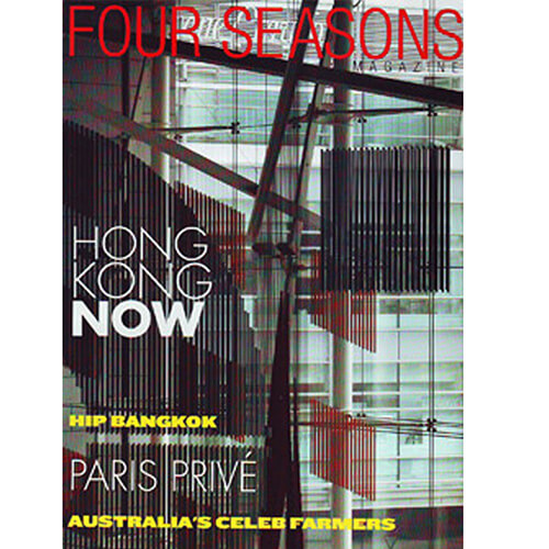 FOUR SEASONS MAGAZINE – COVER PHOTOGRAPHY